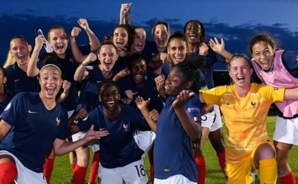 U19 - La FRANCE trop forte pour l'ESPAGNE en prolongation jouera le titre