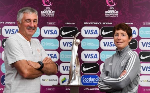 Euro U19 - FINALE : la conférence de presse d'avant-match