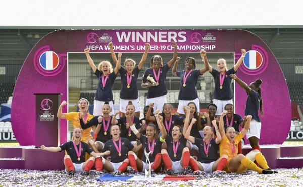 """Euro U19 - Réactions : Justine LEROND : """"Cela voulait nous sourire"""""""