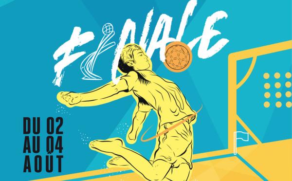 Beach Soccer - Première finale nationale des clubs à St Jean de Monts