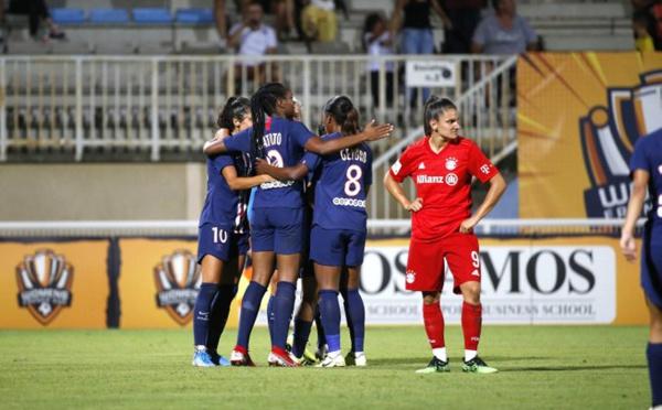 Women's French Cup - MONTPELLIER et le PSG en finale
