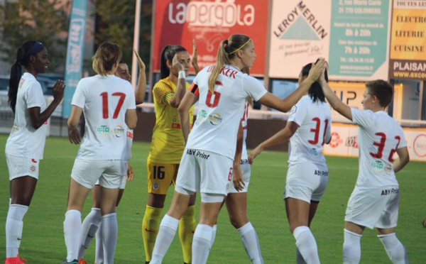 Women's French Cup - MONTPELLIER remporte la finale face au PSG