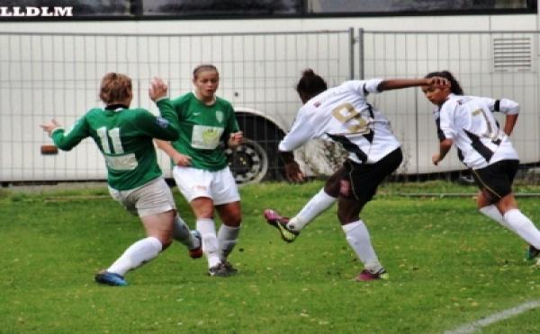 U19 - Belles victoires de SOYAUX et Le MANS en déplacement