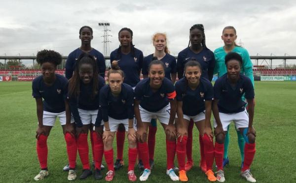 U19 (Qualifications) - Les Bleuettes qualifiées pour le tour Elite