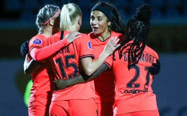 Ligue des Champions (1/8e) - Le PSG fait la différence en première