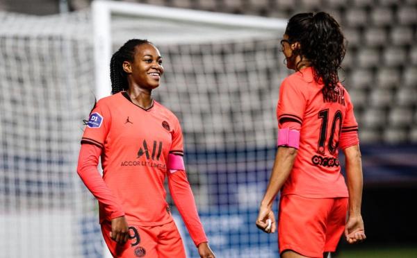 #D1Arkema - J6 : Le PSG remporte le derby parisien