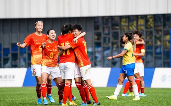 Jeux Mondiaux militaires - CHINE et COREE DU NORD en finale