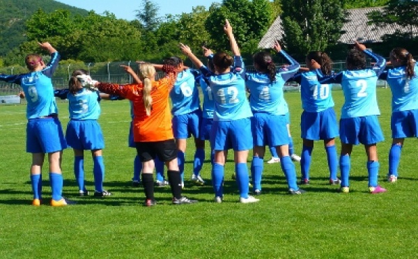 Coupe Nationale U15F - Phase finale à CHERBOURG