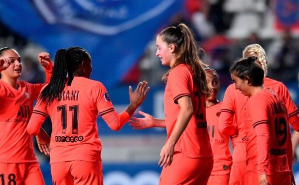 Ligue des Champions (8es retour) - Le PSG passera aussi l'hiver au chaud