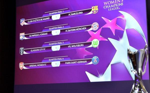 Ligue des Champions - Tirage au sort : un PSG - OL possible en demies