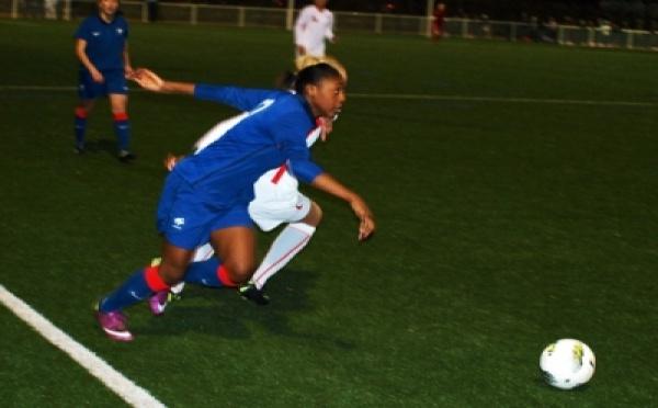 U17 - La FRANCE obtient le nul en SUISSE (1-1)