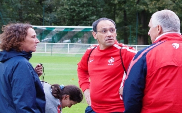 U19 - Les Bleuettes craquent face à l'ITALIE (0-4)