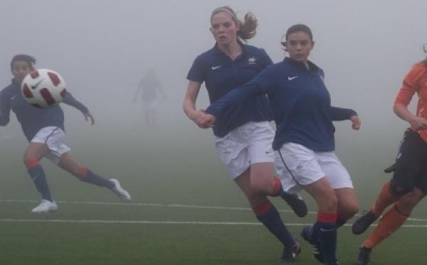 U19 - La douche écossaise pour les Bleuettes (0-4)