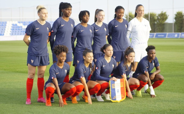 """U20 - Vingt joueuses pour le Tournoi """"NIKE Friendlies"""" aux USA"""