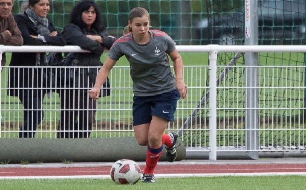 U19 - Contre performance pour les BLEUETTES...
