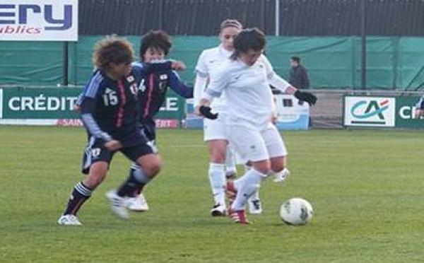 Amical : les U20 Japonaises dominent FRANCE B...