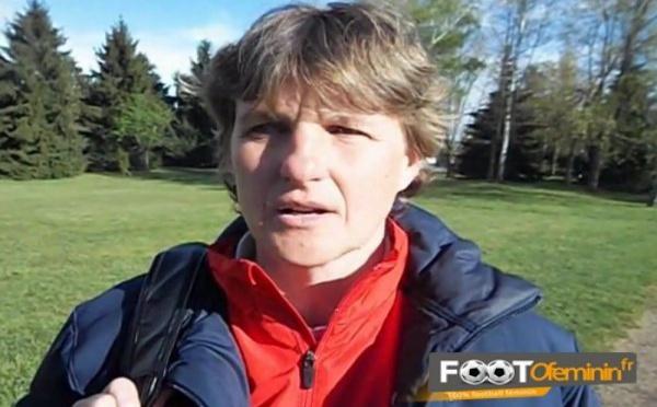 Coupe Nationale U15F - les réactions en vidéo