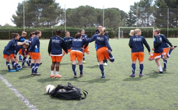 U19 - Le MHSC s'impose dans le duel au sommet face à l'OLYMPIQUE LYONNAIS