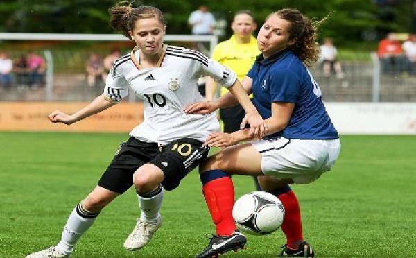 U16 - Les Tricolores s'imposent 2-1 en Allemagne