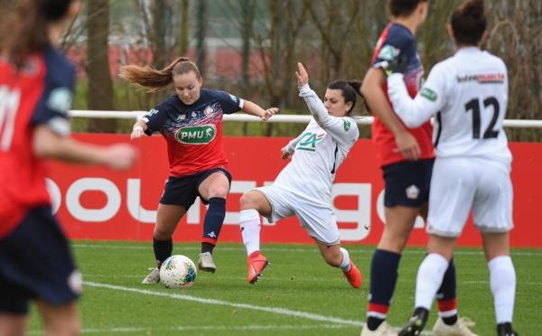 Coupe de France - (1/8es) : Retour sur les qualifications de BORDEAUX, REIMS, DIJON et ARRAS