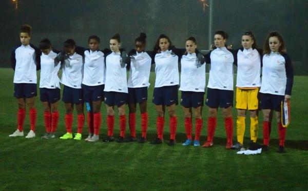 U17 - Vingt joueuses retenues pour FRANCE - ALLEMAGNE