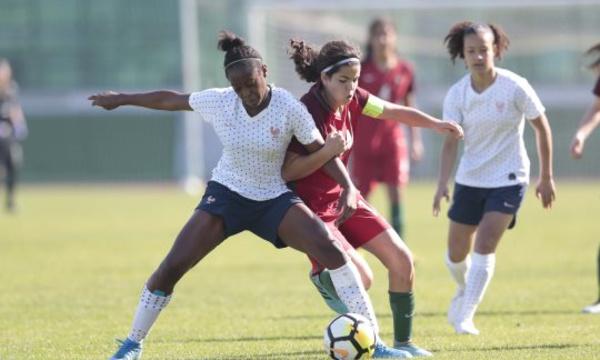 U16 - Belle victoire tricolore face au PORTUGAL