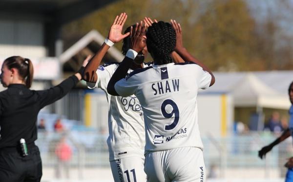 #D1Arkema - J16 : BORDEAUX s'impose dans le derby avec son trio d'attaquantes