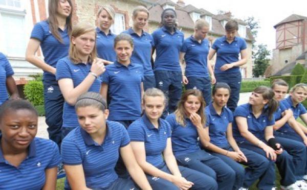 FRANCE U17F - La liste des joueuses pour l'Euro connue