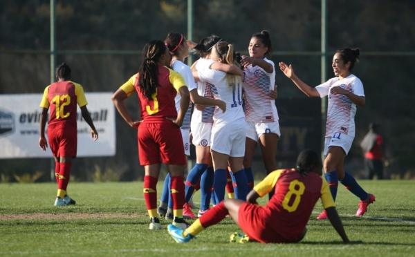 Turkish Women's Cup - Carton plein pour le CHILI