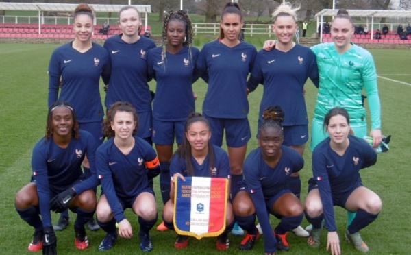 U20 - Une défaite mais un bon test en ANGLETERRE