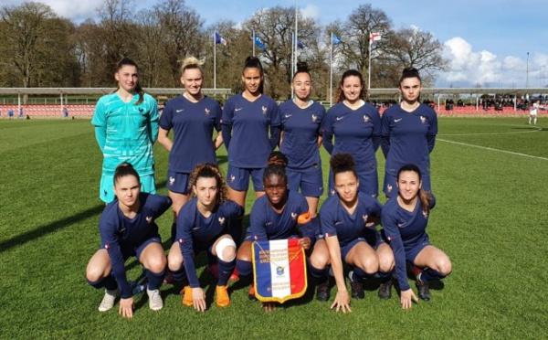 U20 - Une nouvelle défaite sur le sol anglais
