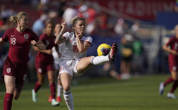 SheBelieves Cup - L'ESPAGNE s'impose face à l'ANGLETERRE