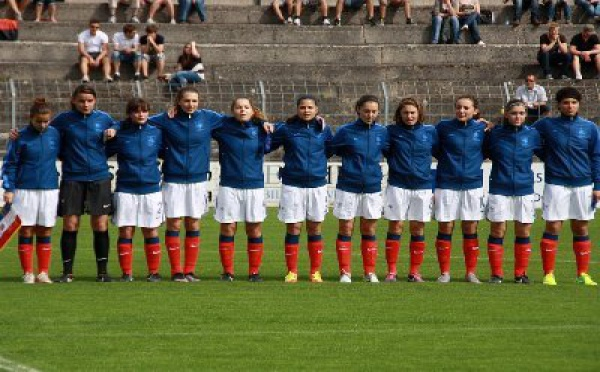 U16 - Nordic Cup - Début face à la SUEDE ce lundi