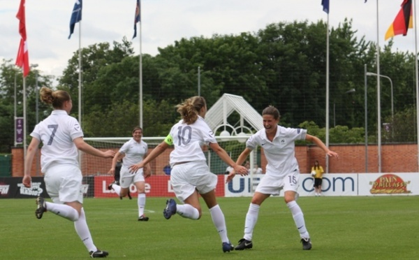 U17 - La victoire contre la SUISSE en images