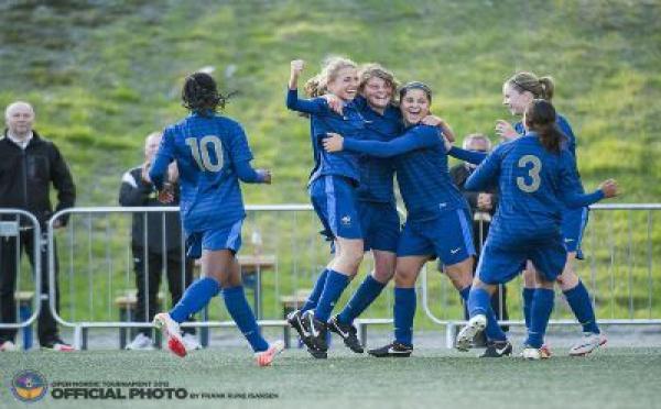 U16 - Carton de la FRANCE face à la FINLANDE (5-1)