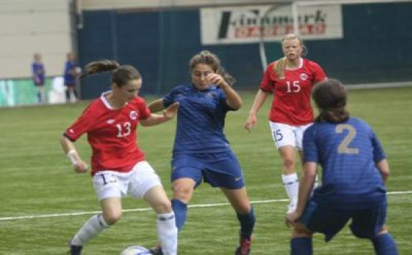 U16 - La FRANCE décroche la troisième place avec la manière