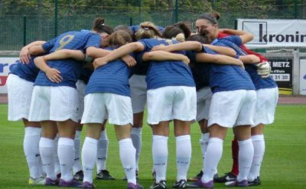 U19 - FRANCE - ECOSSE : 4-1