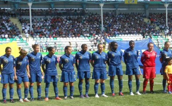 Coupe du Monde U17 - Les Françaises veulent s'ouvrir au monde face à la COREE DU NORD