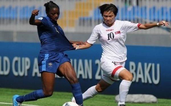 Coupe du Monde U17 - les mini-BLEUES sont toujours en vie (1-1)