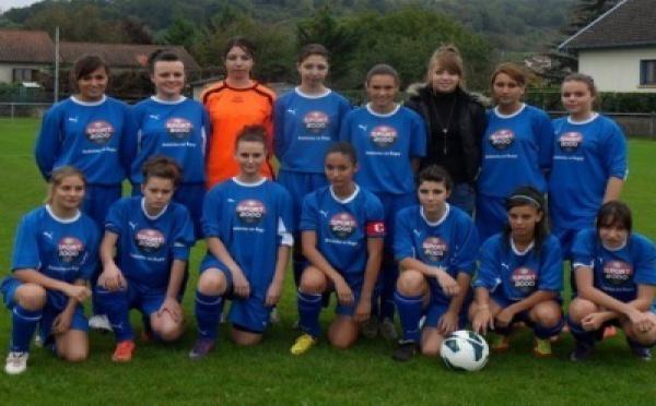 Ligue Rhône-Alpes - Le championnat U18 est lancé