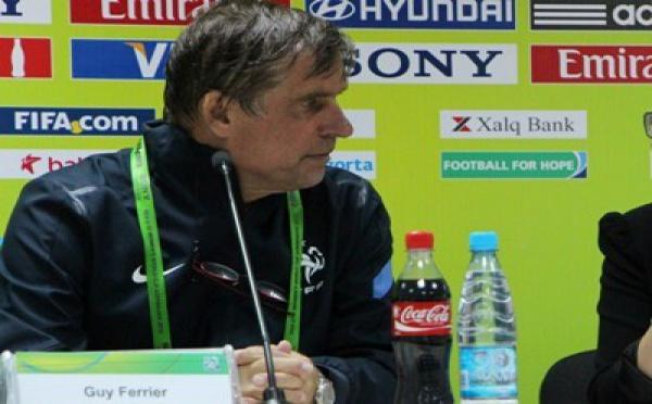 """Coupe du Monde U17 - Guy FERRIER : """"Une finale, ça ne se joue pas, ça se gagne"""""""