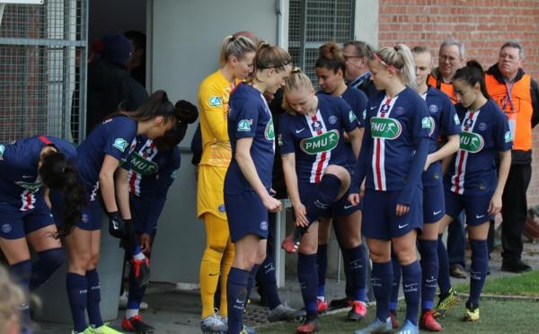 Coupe de France - Vingt joueuses et cinq remplacements autorisés