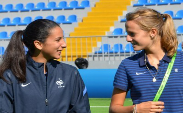 Coupe du Monde U17 - Interviews croisés de trois jeunes championnes du Monde
