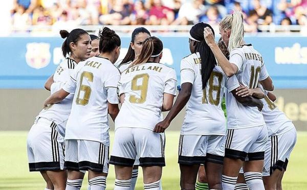 ESPAGNE - La section féminine du REAL MADRID est enfin née