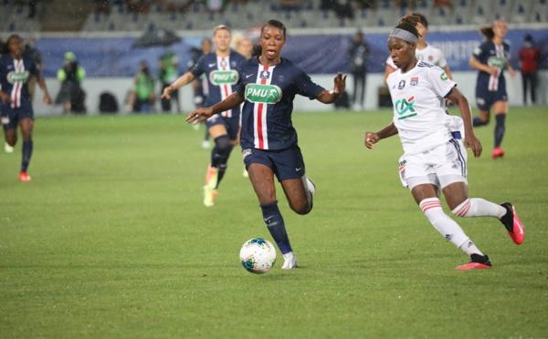 Ligue des Champions - Demi-finale : L'OL a l'ascendant, le PSG affiche l'unité