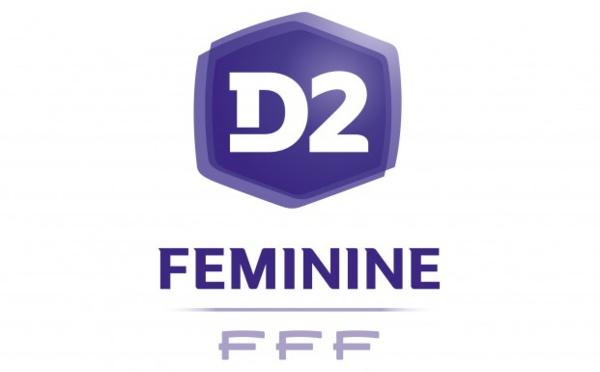 #D2F - Groupe B : J2 : ASSE, RODEZ et ALBI avec deux victoires