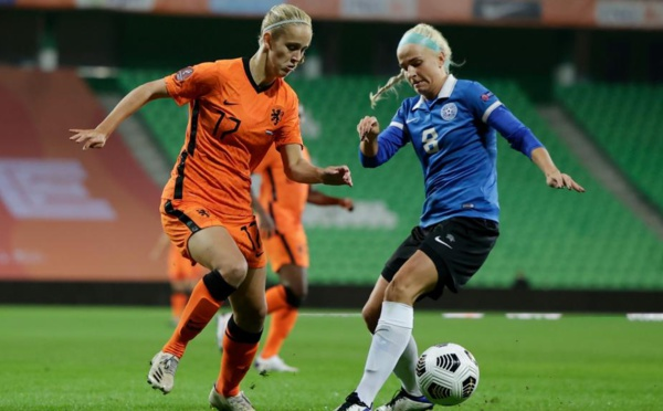 Euro 2022 (Qualifications) - ALLEMAGNE et PAYS-BAS premiers qualifiés