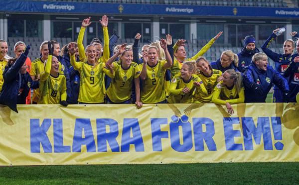 Euro 2022 (Qualifications) - Trois nouveaux qualifiés
