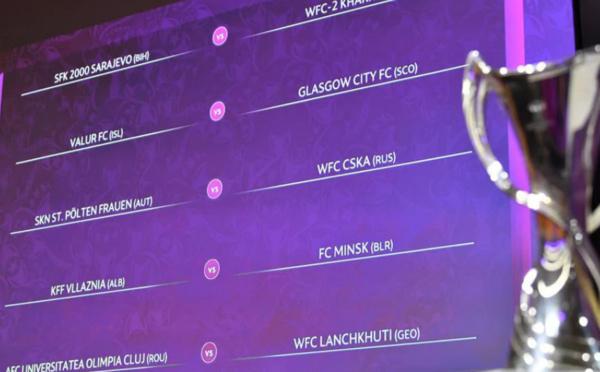 Ligue des Champions - Le deuxième tour connu