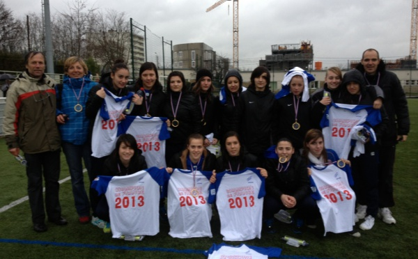 Championnat de France UNSS Excellence 2013 : MONTPELLIER s'impose